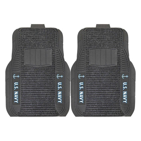 US Navy Deluxe Car Mats-Military Republic