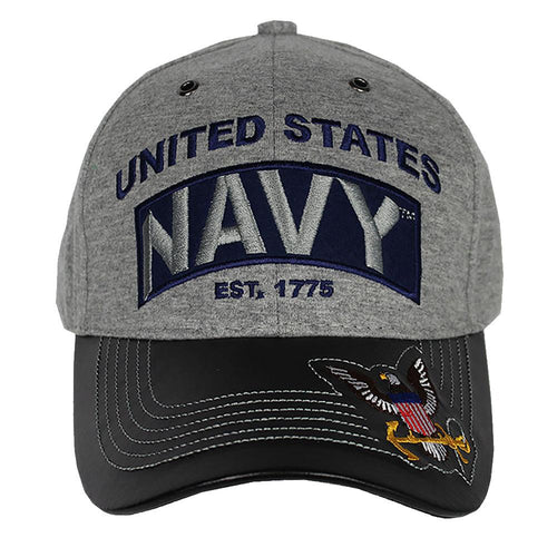 US Navy EST. 1775 Jersey Cap-Military Republic