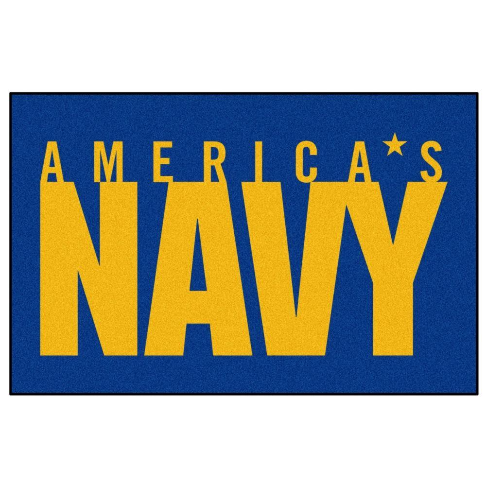 US Navy Floor Mat