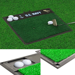 US Navy Golf Hitting Mat-Military Republic