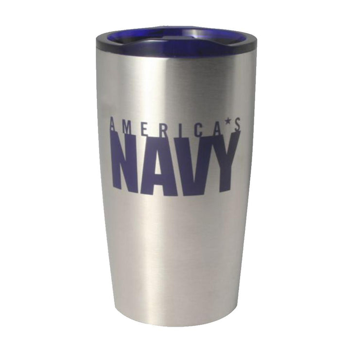 U.S. Navy Logo 20 oz. Double Wall Tumbler