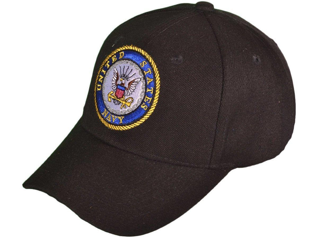 US Navy Logo Military Caps-Military Republic