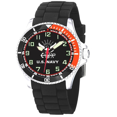US Navy Rotating Bezel Watch-Military Republic