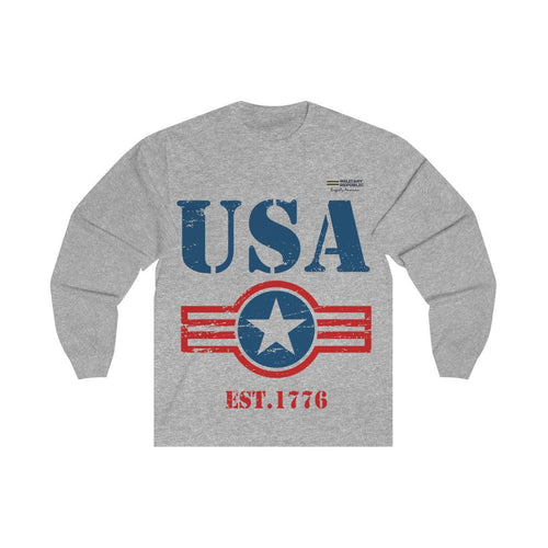 USA Est. 1776 Long Sleeve T-shirt