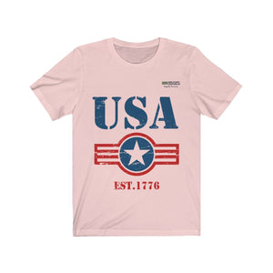 USA Est. 1776 Short Sleeve T-shirt
