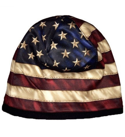 USA Flag Beanie-Claris Deals