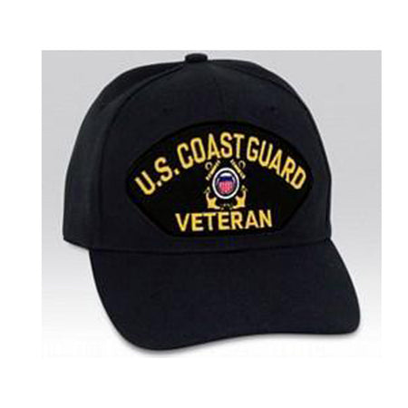 US Coast Guard Veteran Cap