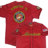 U.S.Marines Baseball Jersey-Claris Deals