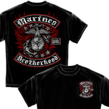 USMC Brotherhood T-Shirt-Military Republic