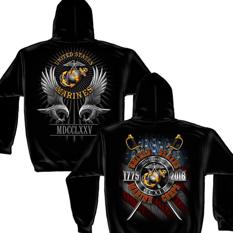 USMC Collectors Hoodie Gift Pack-Military Republic