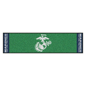 USMC Golf Putting Green Runner