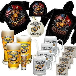 USMC Marines Extreme Gift Set-Military Republic