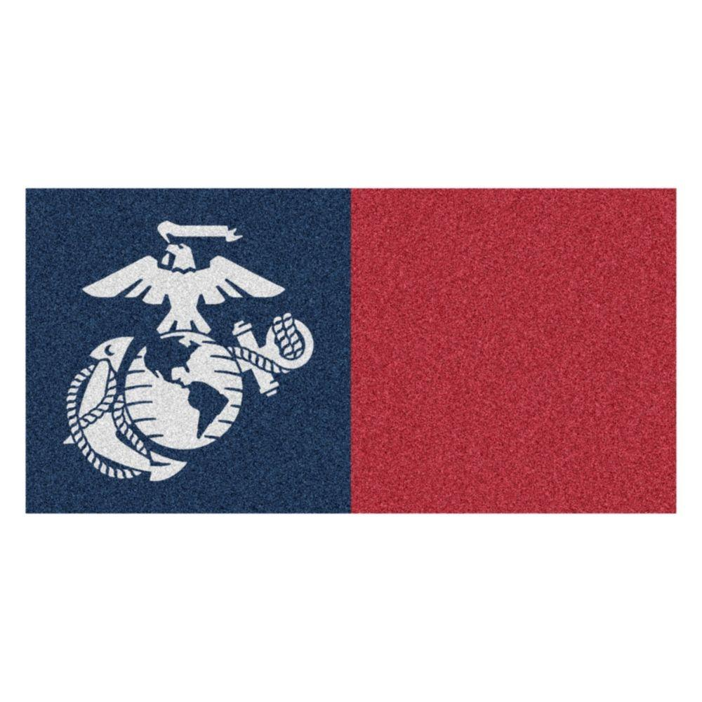 USMC Team Carpet Tiles
