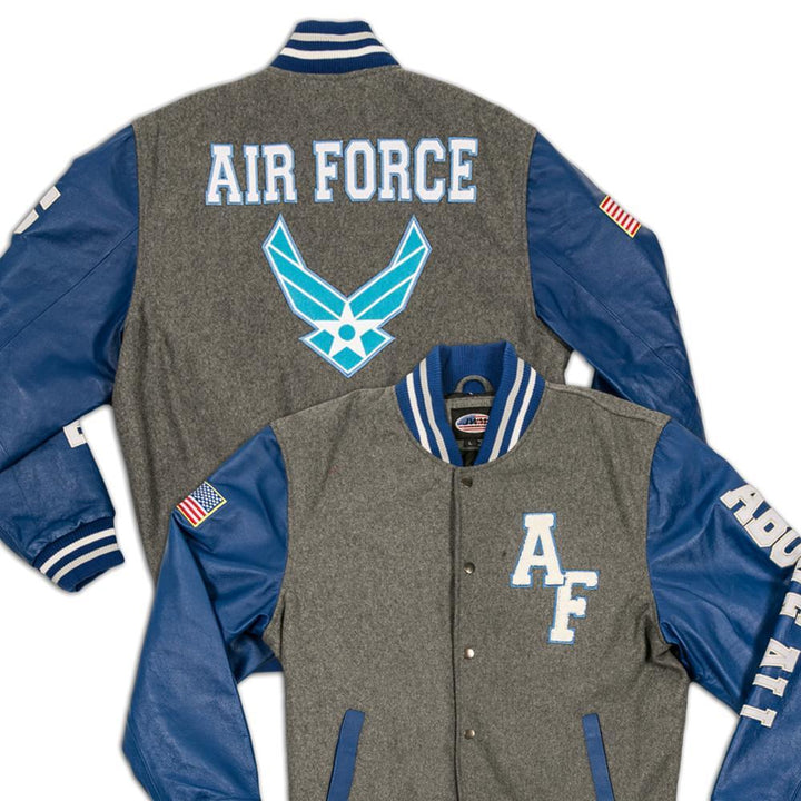 Varsity US Air Force Jacket-Military Republic