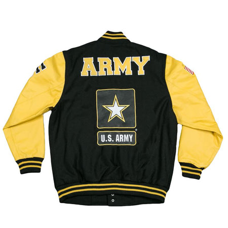 Varsity US ARMY Jacket-Military Republic