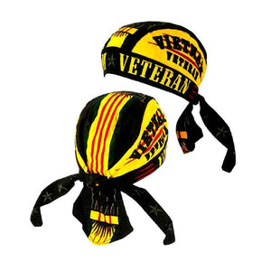 Vietnam Veteran Headwrap-Military Republic