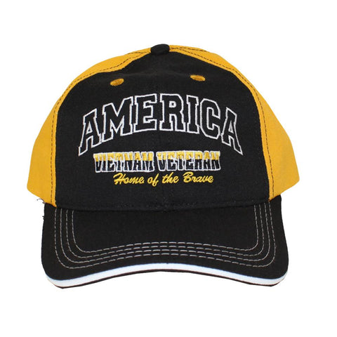 Vietnam Veteran Home of the Brave Cap