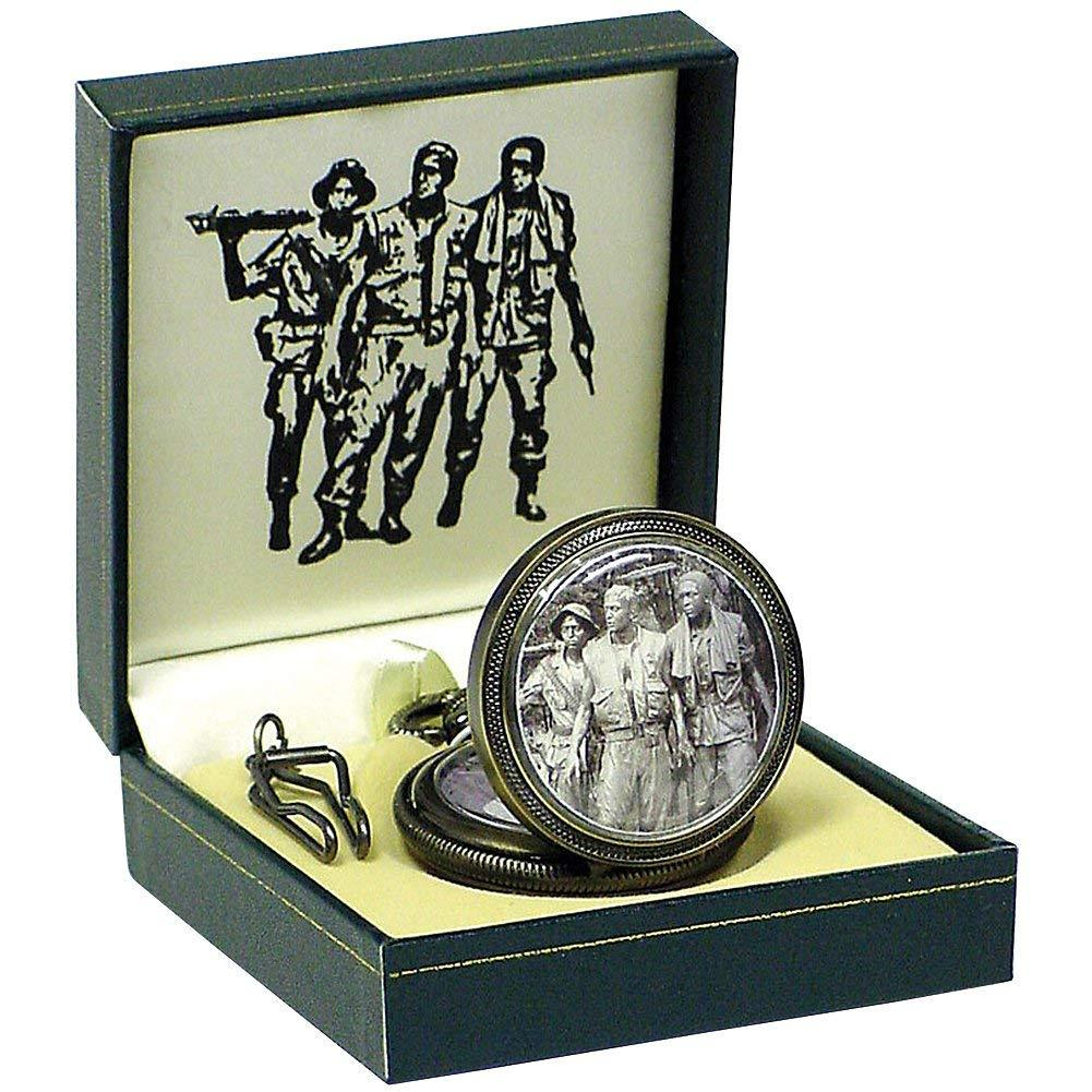 Vietnam Veteran's Memorial Pocket Watch