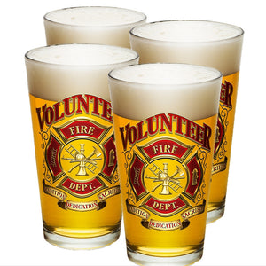 Volunteer Firefighter Glasses-Military Republic