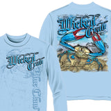 Wicked Crab Long Sleeve Shirt-Military Republic