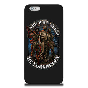 You Will Never Be Forgotten Phone Case-Military Republic