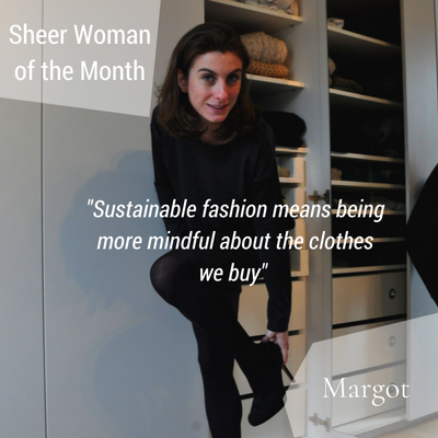 Sheer Woman - Margot