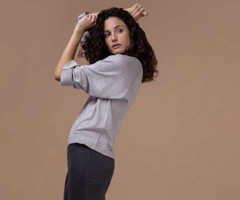 ethical fashion jumper sustainable luxury