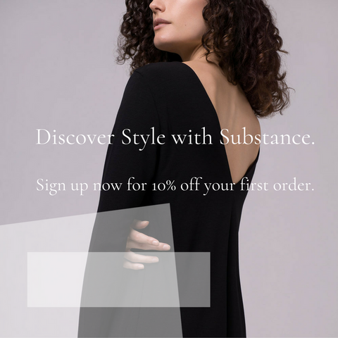 discount code sustainable fashion