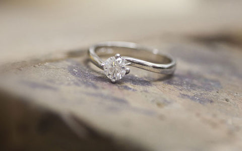 Ethical diamonds from Ingle&Rhode