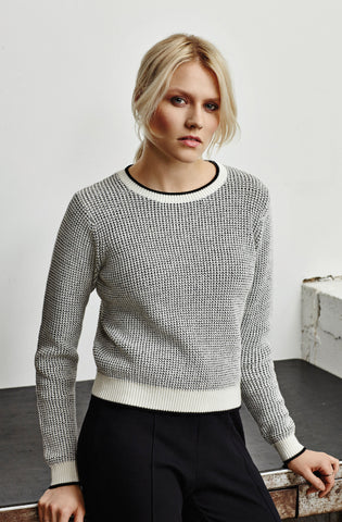 Grace Organic Cotton Jumper
