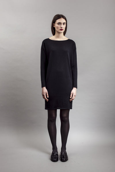 Janina Superfine Wool Dress