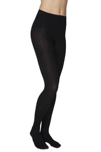 Black  ecofriendly Tights Ethical Fashion by Swedish Stockings