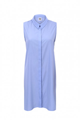Shirt Dress Light Blue