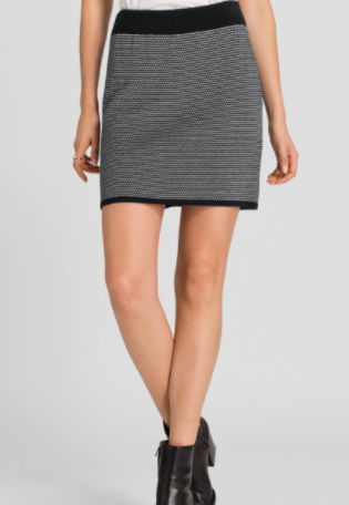 Lolle Organic Cotton Knitted Skirt