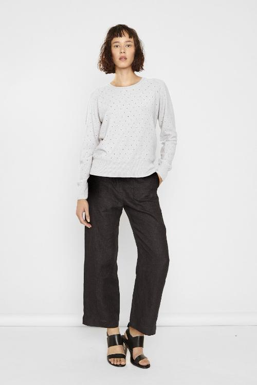 Luca Wool & Cashmere Sweater