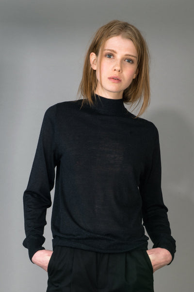 Marlene Luxury Knitted Jumper with Silk