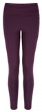 Ecofriendly Yogapants burgundy