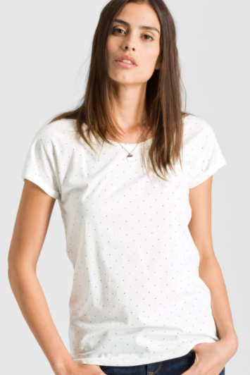 Liv Organic Cotton T Shirt