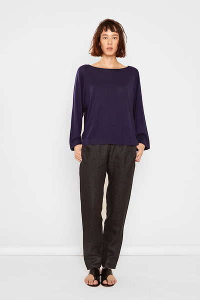 Yvonne Luxury Silk and Cashmere sweater