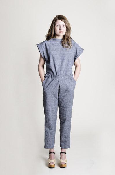 Salme Trousers Grey