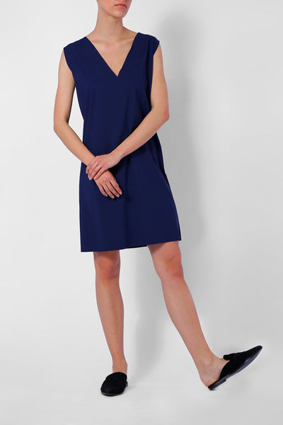 Reversible Dress Navy