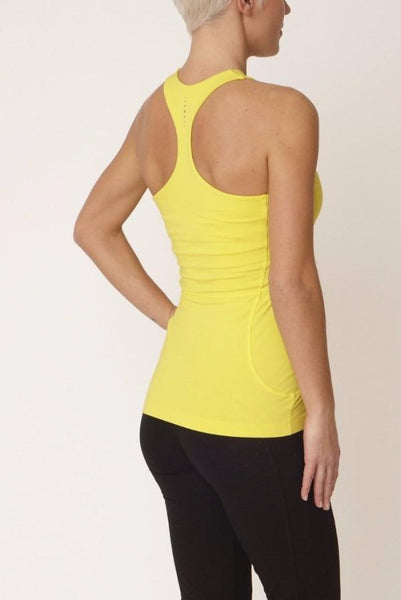 Ecofriendly Yogatop Yellow Asquith Free UK delivery
