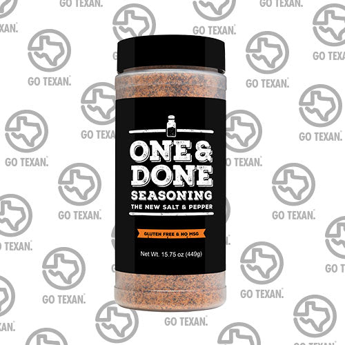 One & Done® 16 oz Bottle