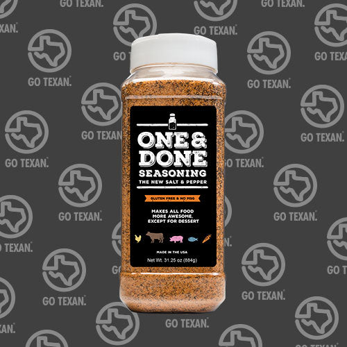 One & Done® 32 oz Bottle