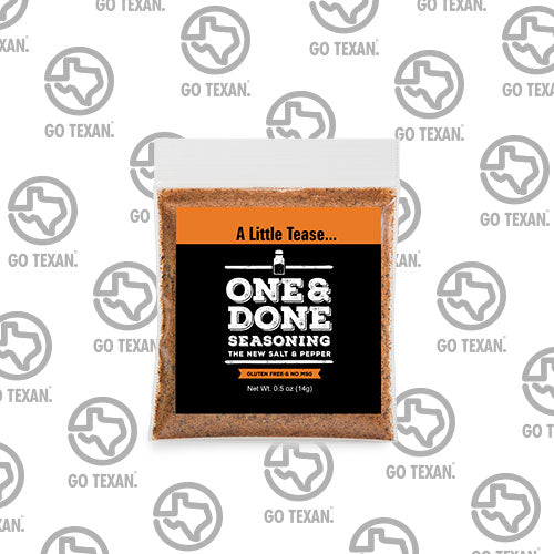 One & Done® Little Tease