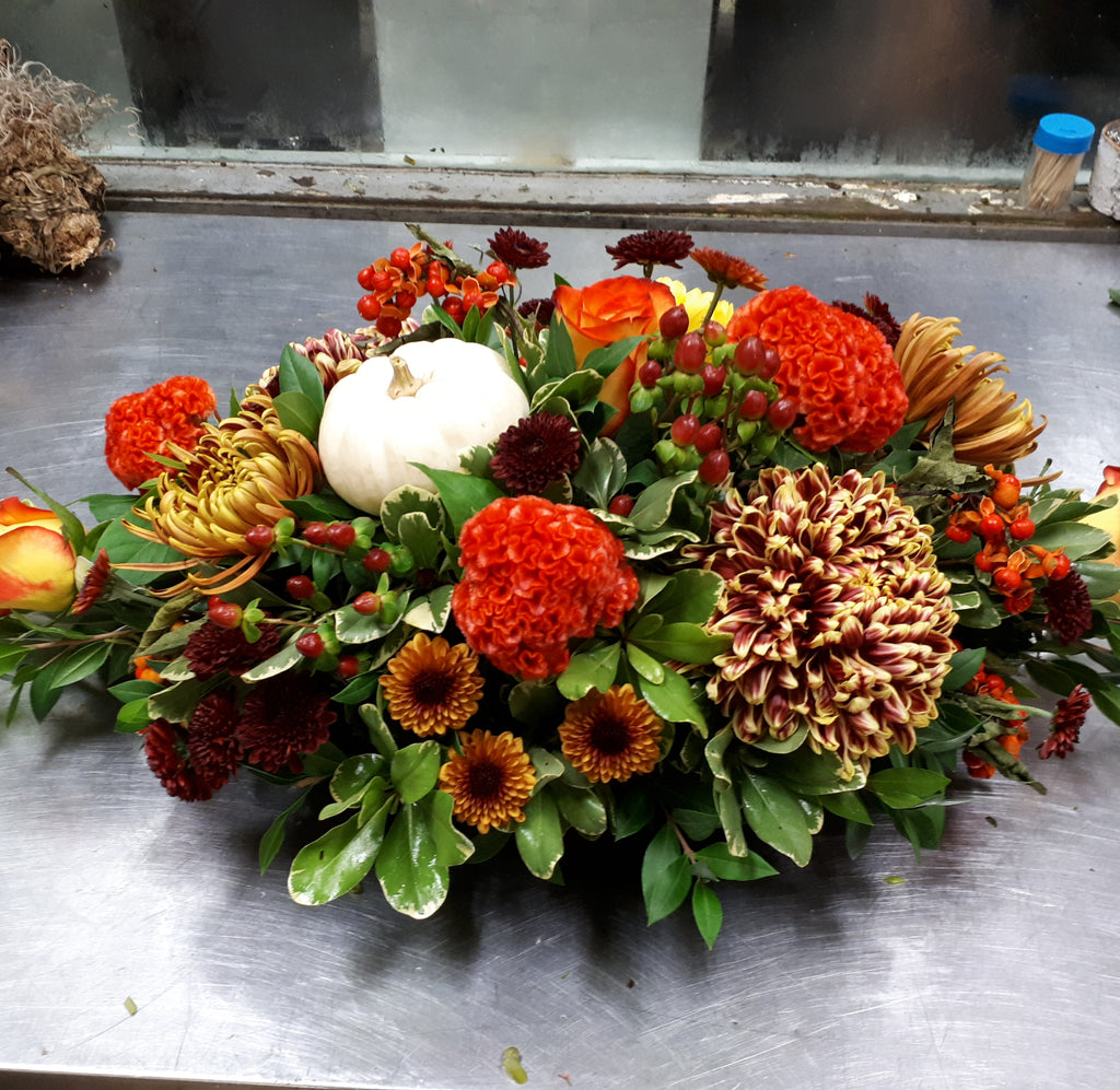 Fall Colour Table Centrepiece