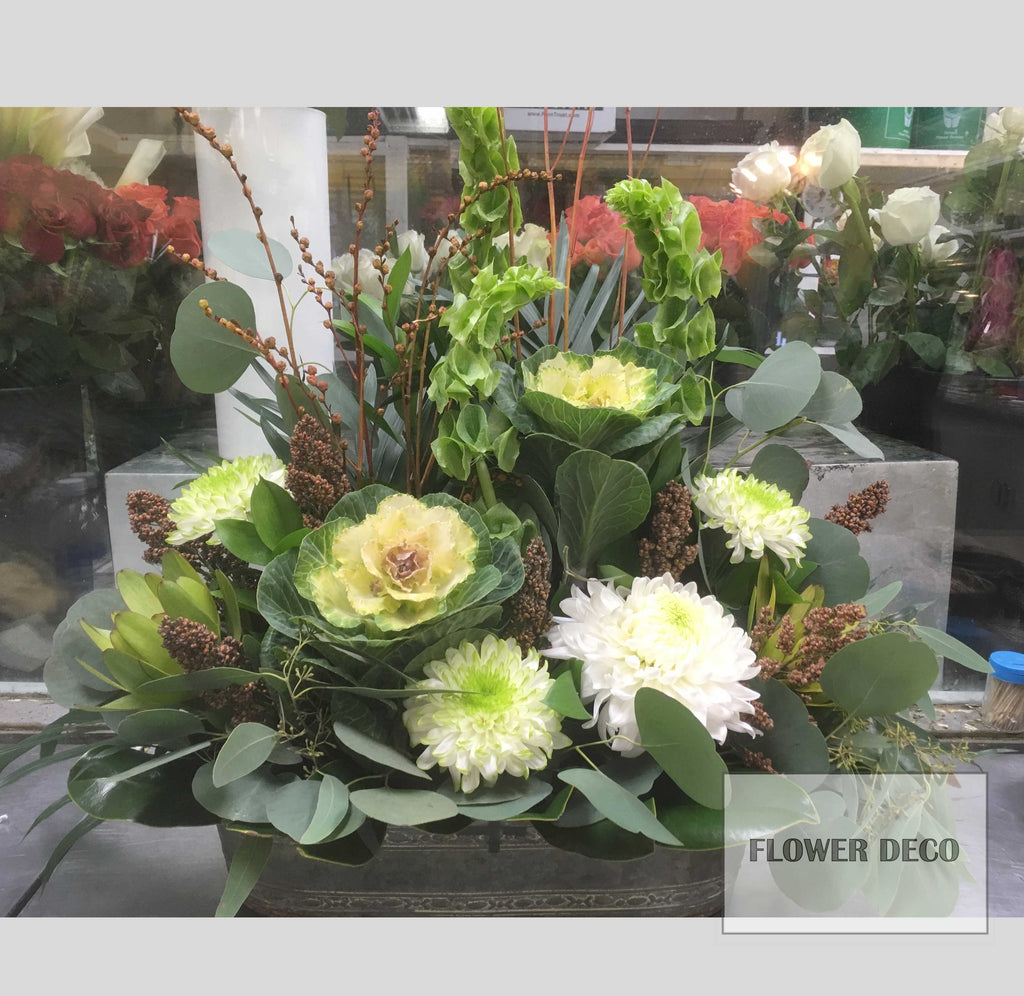 Cabbage Tree Arrangement