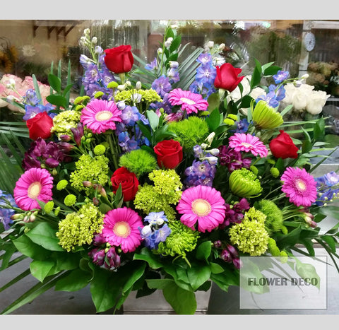 Colour Beauty Arrangement