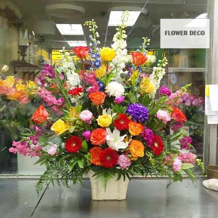 Color Express Arrangement
