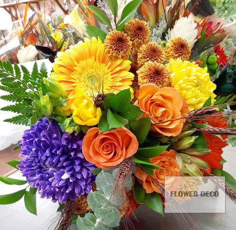 Fall Love Bouquet